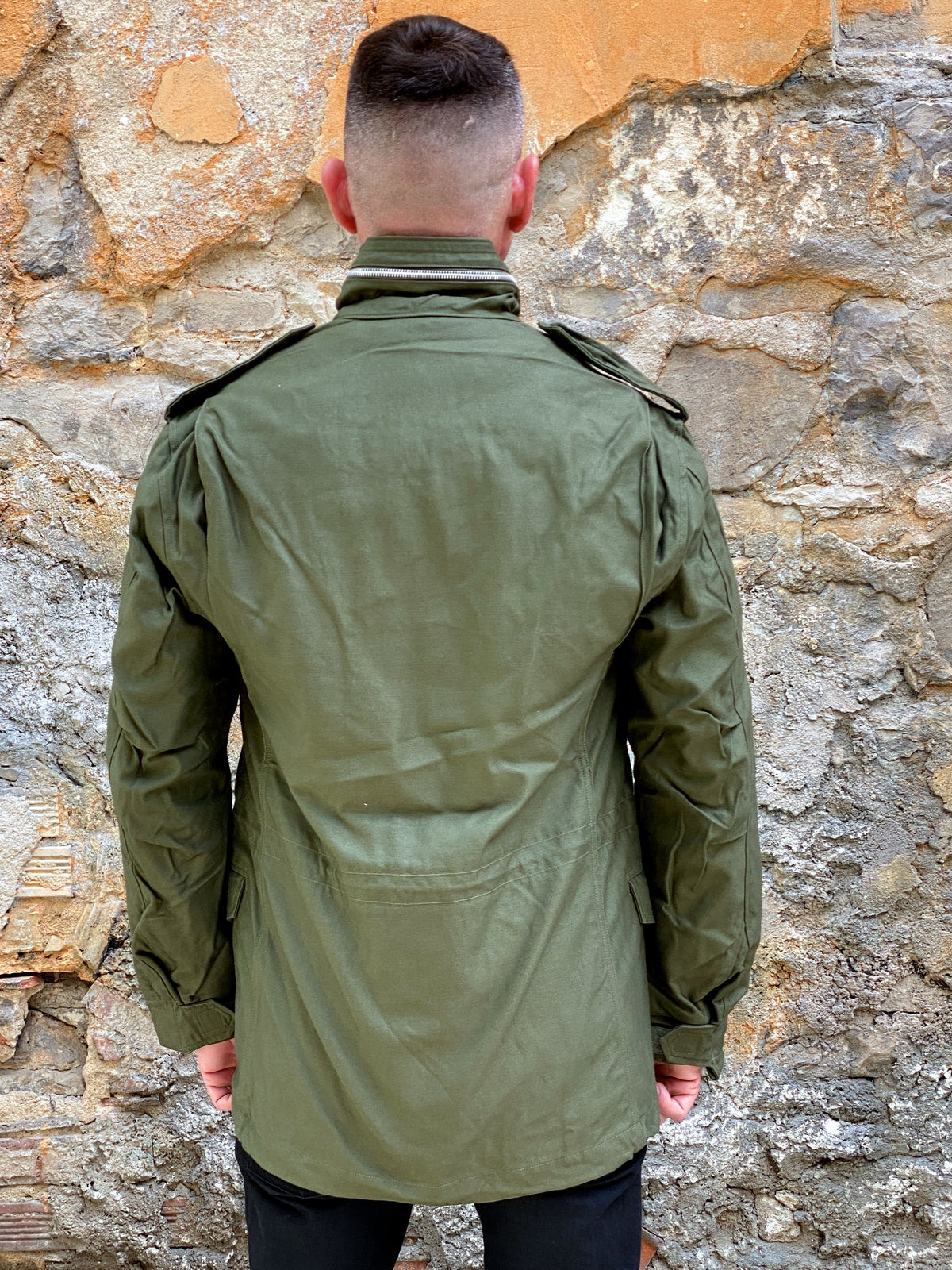 Real McCoy's MJ9115 M-65 Field Jacket OG