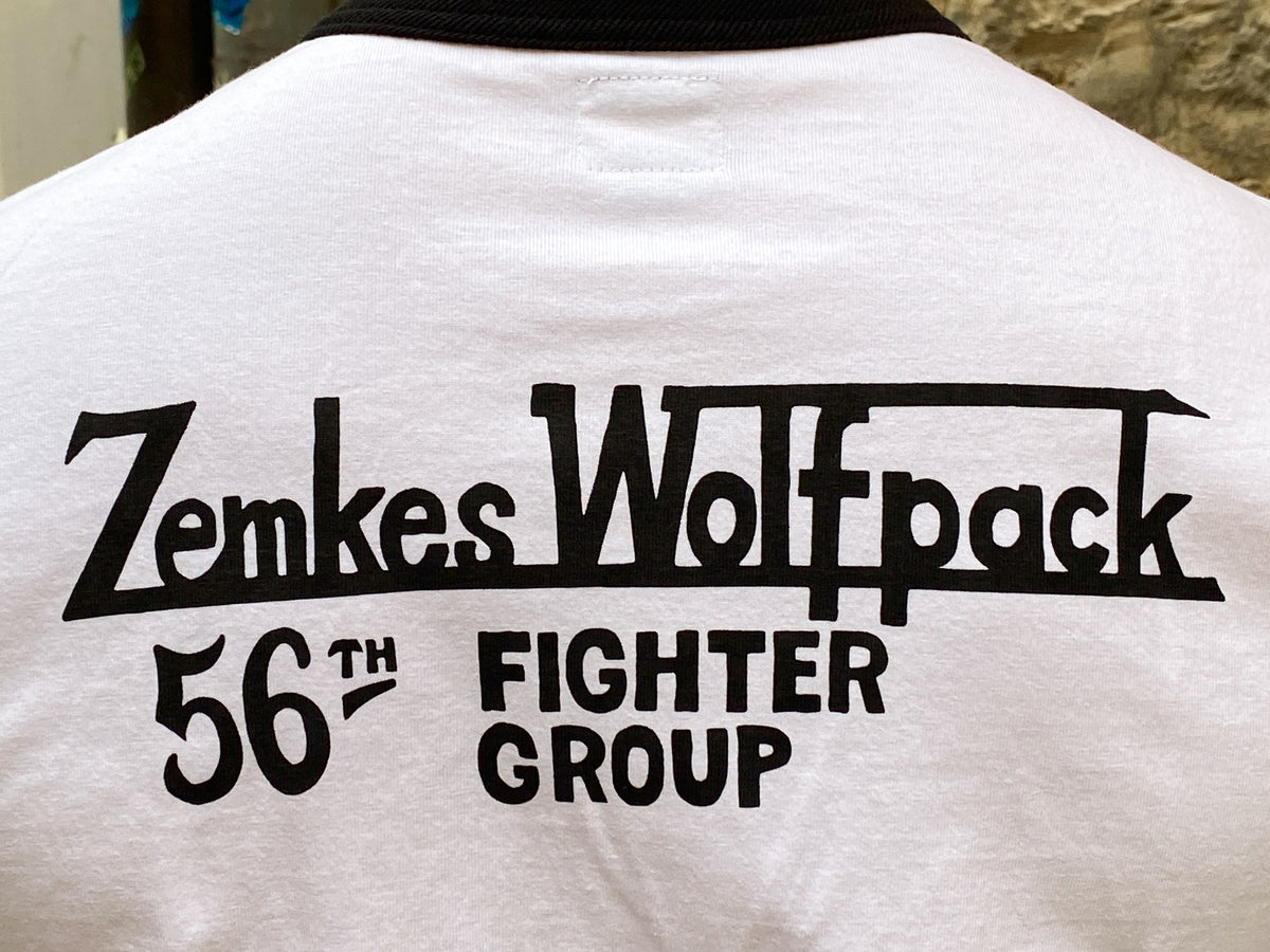 The Real McCoy's MC20019 Military Tee / Zemkes Wolfpack