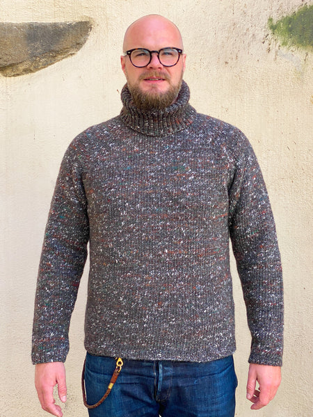 Hansen Garments Nick Browntweed