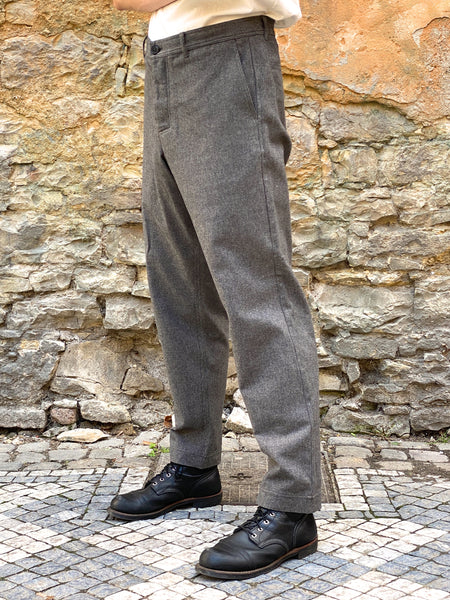 Hansen Garments Ken Trousers Gravel