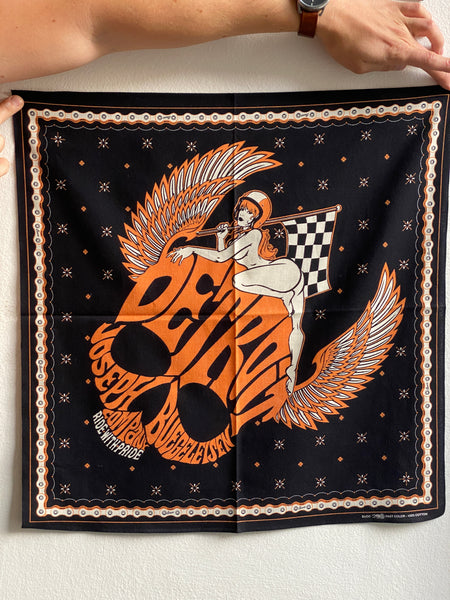 Buco BA2002 Bandana Naked Angel