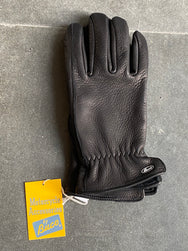 Buco BA14101 Deerskin Gloves Black