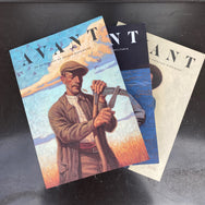 AVANT Volume 3 - French Workwear