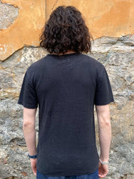 Eat Dust T-Pocket Hemp Black