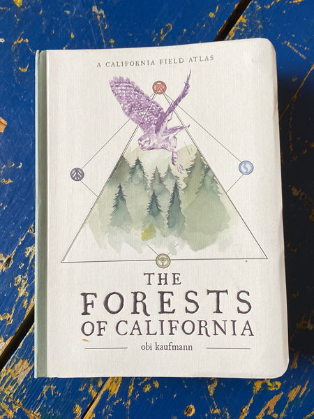 The Forests of California - Obi Kaufmann