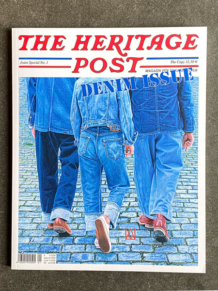 The Heritage Post - Jeans Special No.1