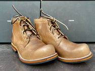 Viberg Boots The Service Boot Natural Chromexcel