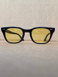 The Real McCoy's MA20008 USS Celluloid Frame, Yellow