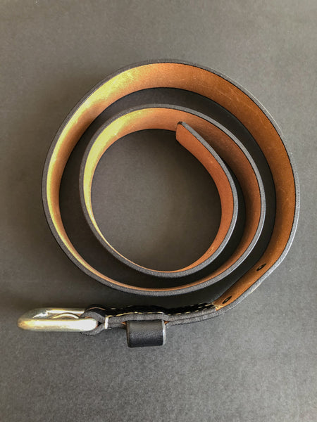 Krysl Goods Belt 31 Sun Black