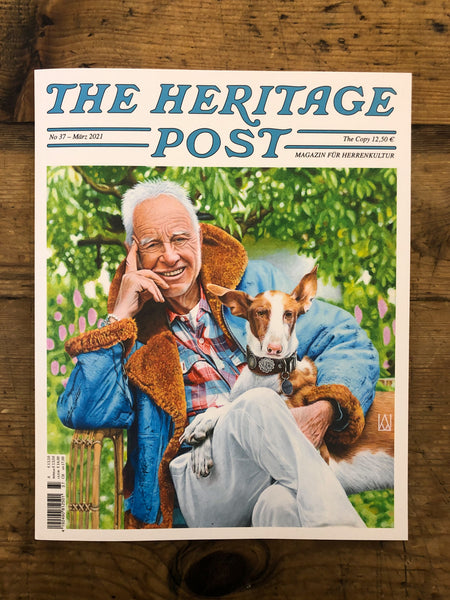The Heritage Post No.37 - March 2021