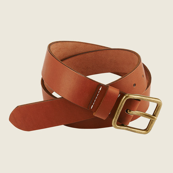 Red Wing Leather Belt - Oro Russet Pioneer