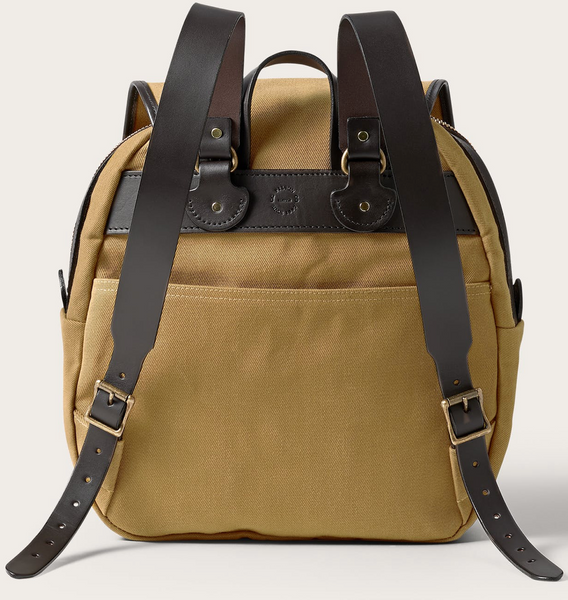 Filson Rugged Twill Rucksack Tan