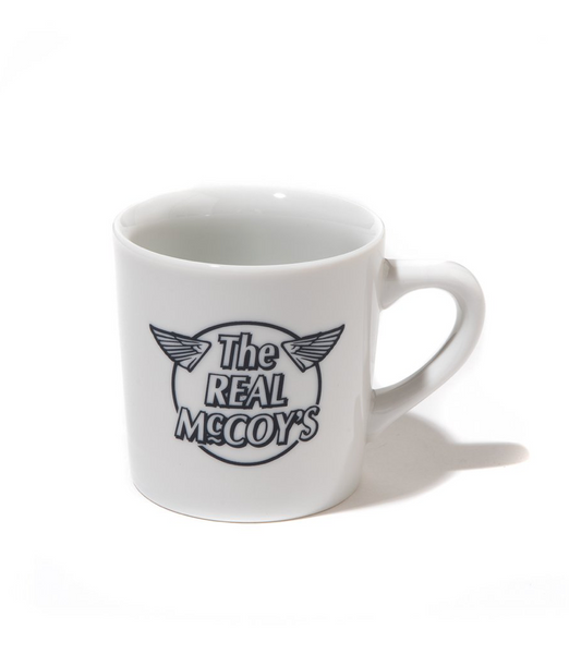 The Real McCoy's MN8002 The Real McCoy's Logo Mug