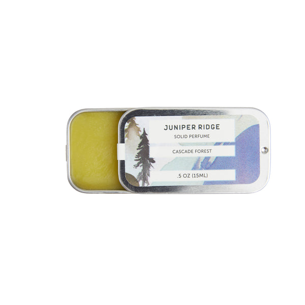 Juniper Ridge Cascade Forest Solid Perfume