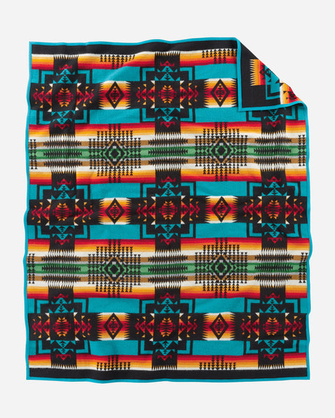Pendleton Chief Joseph Blanket - black