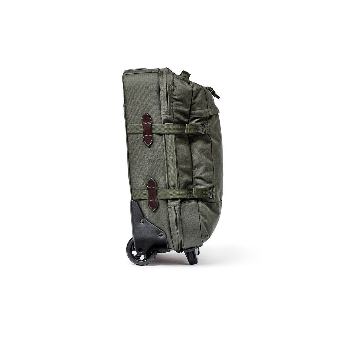 Filson Dryden 2-wheels carry-on bag Otter green