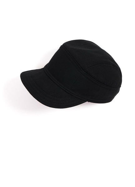 Hansen Garments Eskild Mechanics Cap Black