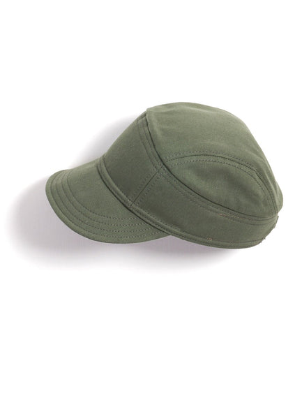 Hansen Garments Eskild Mechanics Cap Green