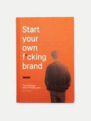 Start your own f*cking brand Book English