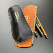 Krysl Goods Handmade Pen Case Black