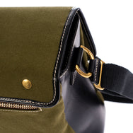 Krysl Goods Messenger Bag Olive