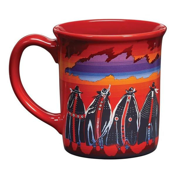 Pendleton 18oz Ceramic Mug - Rodeo Sisters