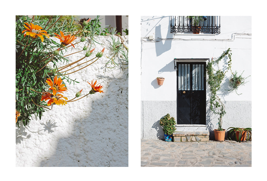 A white village, Spain | Andalusia Destinations | La Portegna