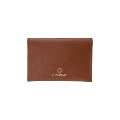 Evita Tabaco | Wallets UK | La Portegna UK | Handmade Leather Goods | Vegetable Tanned Leather