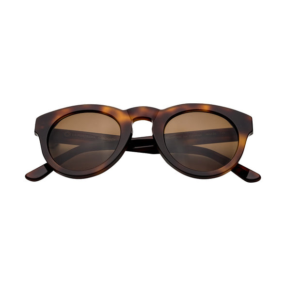 Bespoke Brown suglasses | La Portegna UK | Handmade Leather Goods | Vegetable Tanned Leather