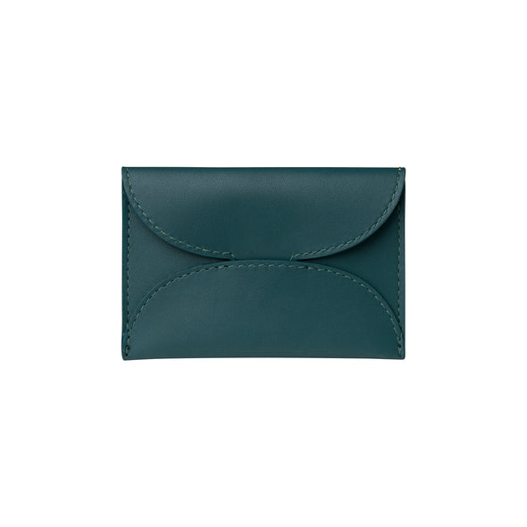 Evita Petrol | Wallets UK | La Portegna UK | Handmade Leather Goods | Vegetable Tanned Leather