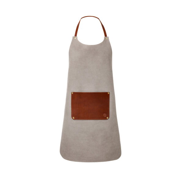 Apron Cement | UK | La Portegna UK | Handmade Leather Goods | Vegetable Tanned Leather