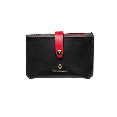 Eleonora Black | UK | La Portegna UK | Handmade Leather Goods | Vegetable Tanned Leather