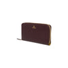 Julia Purse Burgundy | La Portegna UK | Handmade Leather Goods | Vegetable Tanned Leather