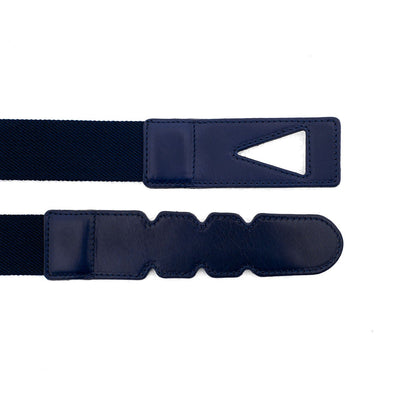 Branson Blue | Belts UK | La Portegna UK | Handmade Leather Goods | Vegetable Tanned Leather