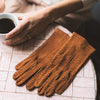 Exotic Sol | Gloves UK | La Portegna UK | Handmade Leather Goods | Vegetable Tanned Leather
