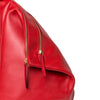Jane Rucksack Red | UK | La Portegna UK | Handmade Leather Goods | Vegetable Tanned Leather