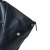 Jane Rucksack Navy | La Portegna UK | Handmade Leather Goods | Vegetable Tanned Leather