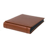 Tobacco Photo Album photo album | La Portegna UK | Handmade Leather Goods | Vegetable Tanned Leather