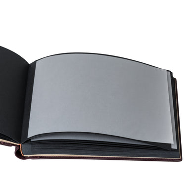 Dark Brown Photo Album