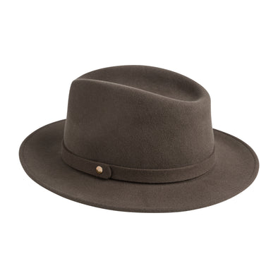 Mendoza Hat Grey