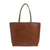 Olivia Tote Tan | Shoulder Bags UK | La Portegna UK | Handmade Leather Goods | Vegetable Tanned Leather