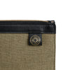 Palma Portfolio Green | Portfolio Cases UK | La Portegna UK | Handmade Leather Goods | Vegetable Tanned Leather