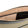 Salinas Portfolio Green | Portfolio Cases UK | La Portegna UK | Handmade Leather Goods | Vegetable Tanned Leather