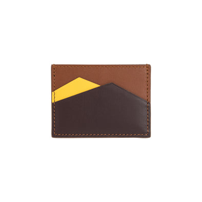Sierra Horizontal Sol | Wallets UK | La Portegna UK | Handmade Leather Goods | Vegetable Tanned Leather