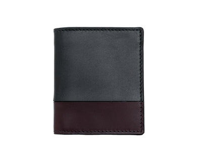 Bill Burgundy | Wallets UK | La Portegna UK | Handmade Leather Goods | Vegetable Tanned Leather