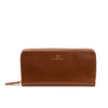 Julia Purse Tan | UK | La Portegna UK | Handmade Leather Goods | Vegetable Tanned Leather