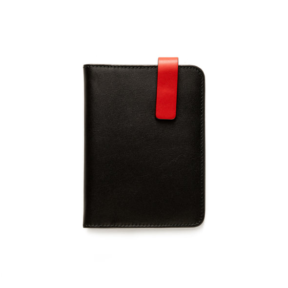 Willy Black | Wallets UK | La Portegna UK | Handmade Leather Goods | Vegetable Tanned Leather