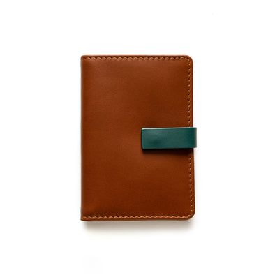 Slim Jim Petrol | Wallets UK | La Portegna UK | Handmade Leather Goods | Vegetable Tanned Leather