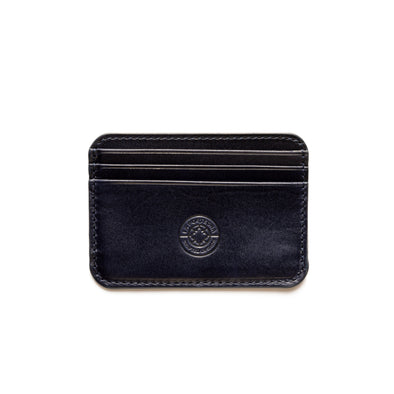 Humphrey Navy | Wallets UK | La Portegna UK | Handmade Leather Goods | Vegetable Tanned Leather
