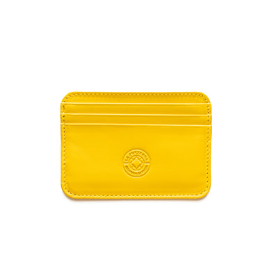 Humphrey Yellow | Wallets UK | La Portegna UK | Handmade Leather Goods | Vegetable Tanned Leather